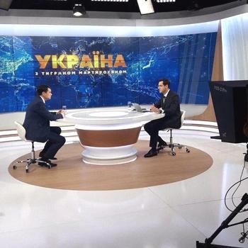 Студія телеканалу ТРК Україна