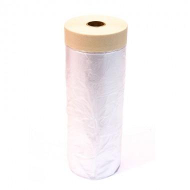 Color Expert захисна плівка з паперової малярної стрічки CoverQuick, 140cм x 33м