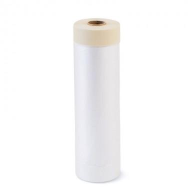 Color Expert захисна плівка з паперової малярної стрічки CoverQuick, 270cм x 16м