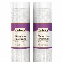Склополотно Colors fiberglass Premium щільністю W45 - 45 g/m².