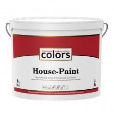 Colors House-Paint - високотехнологічна універсальна фарба 9л