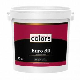 Colors Euro Sil силикатно-силиконовая структурная штукатурка 25 кг