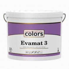 Colors Evamat 3 латексна фарба для стель з уповільненим часом висихання 2,7л