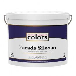 Colors Facade Siloxan – матова cилоксанова фасадна фарба 2,7л.