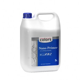 Colors Nano Primer грунт глубокого проникновения с нано-частицами 5л
