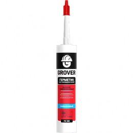 GROVER FS100 герметик силіконоввий високотемпературний червоний