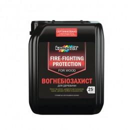 Вогнебіозахист для деревини Kompozit 5л
