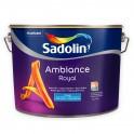 Sadolin Ambience Royal глибоко матова фарба для стін з чудовою покривністю 10 л