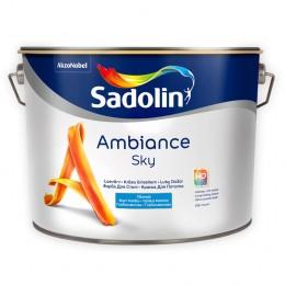 Sadolin Ambiance Sky - нестікаюча глибокоматова фарба для стелі 2,5л.