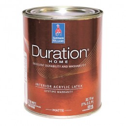 SW DURATION HOME INTERIOR MATTE 0,9 л