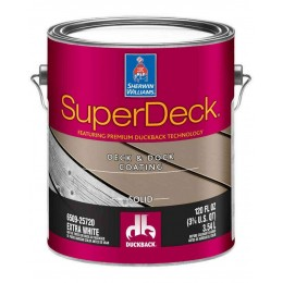 SW SuperDeck Exterior Deck & Dock Elastomeric Coating  3,54 л