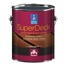 SW SuperDeck Exterior WB Semi-Solid Color Stain 3,66 л