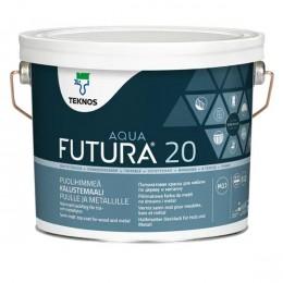 Teknos Futura Aqua 20 0,9л