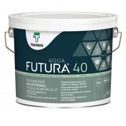 Teknos Futura Aqua 40 0,9л