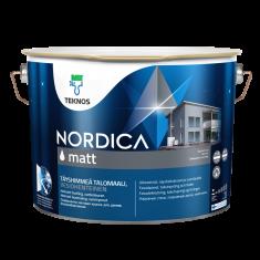 Teknos Nordica Matt 0,9л