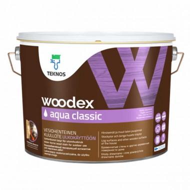 Teknos Woodex Aqua Classic 9л