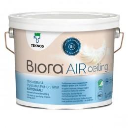 Teknos Biora Air ceiling фарба для стель біла 1 л