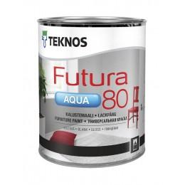Teknos Futura Aqua 80 0,9л
