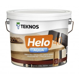 Teknos Helo Aqua 40 9л
