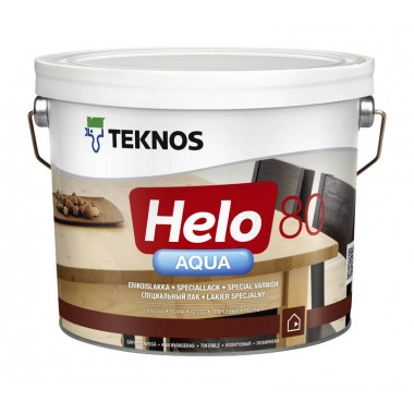 Teknos Helo Aqua 80 0,9л