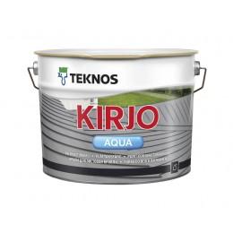 Teknos Kirjo Aqua 0,9л