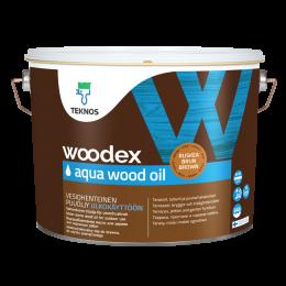 Teknos Woodex Aqua Wood Oil 0,9л