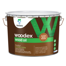 Teknos Woodex Wood Oil 0,9л