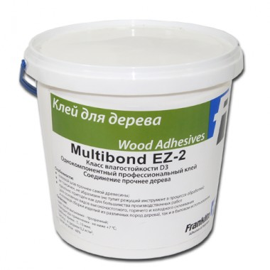 Multibond EZ-2 професійний швидковисихаючий промисловий клей 5 кг