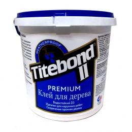 Titebond II Premium Wood Glue промышленный влагостойкий клей 1 кг