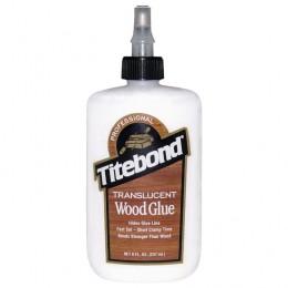 Titebond Translucent Wood Glue полупрозрачный клей для дерева 237 мл
