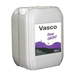 Vasco Deep Grunt грунт глубокого проникновения на акрилатной основе  внутри и снаружи 10 л