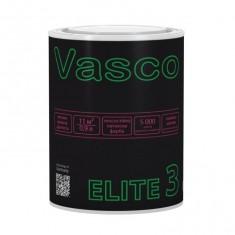 Vasco ELITE 3 зносостійка латексна фарба для стін і стель  0.9л