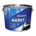 Eskaro Akrit 7 шовковисто-матова акрилатна фарба 0,95л
