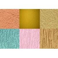 Декоративная штукатурка стен и ее преимущества