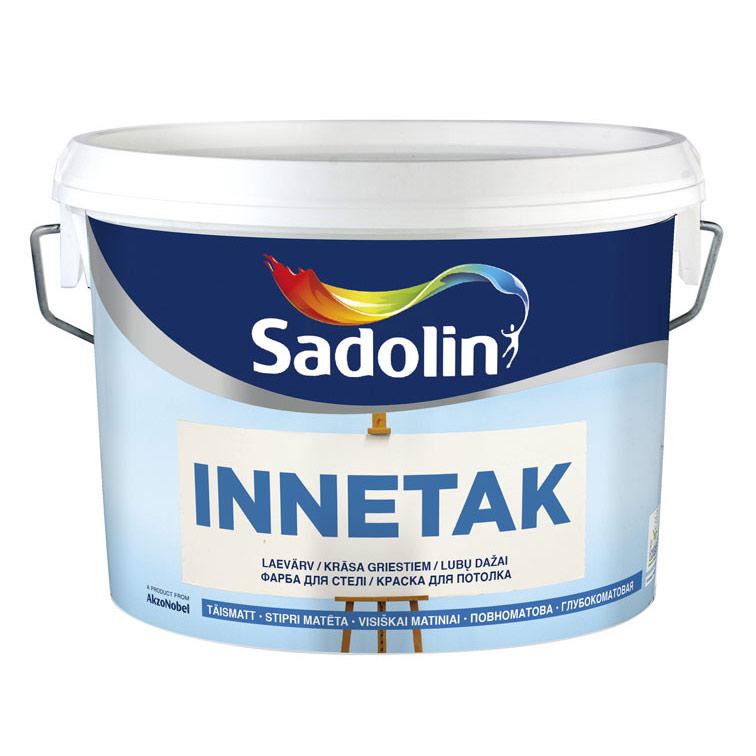 Sadolin INNETAK, фарба для стель глибоко матова